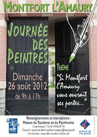 Montfort l 39 amaury journ e des peintres le dimanche 26 for Sortir dimanche yvelines