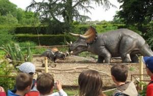 Dinozoore au parc de thoiry gazette du pays montfortois for Zoo en yvelines